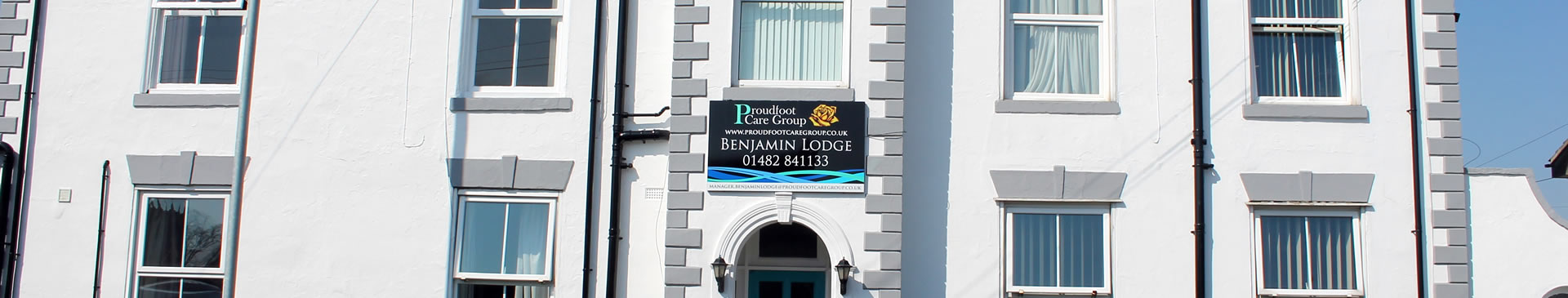 Benjamin Lodge Care Home in Cottingham