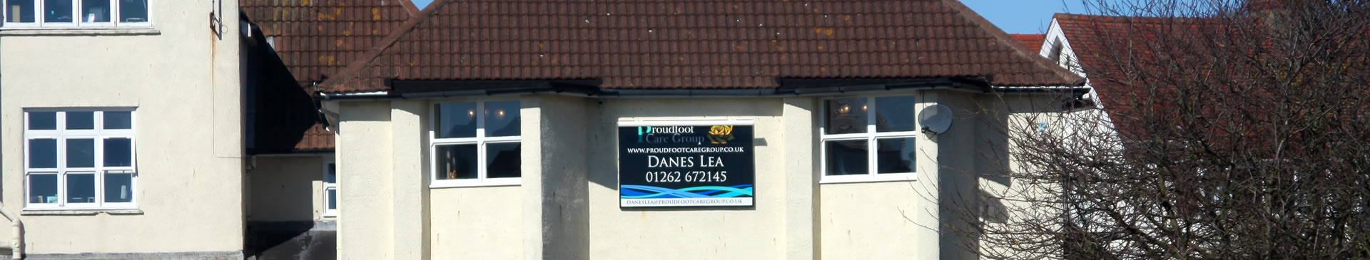 Danes Lea Care Home in Bridlington