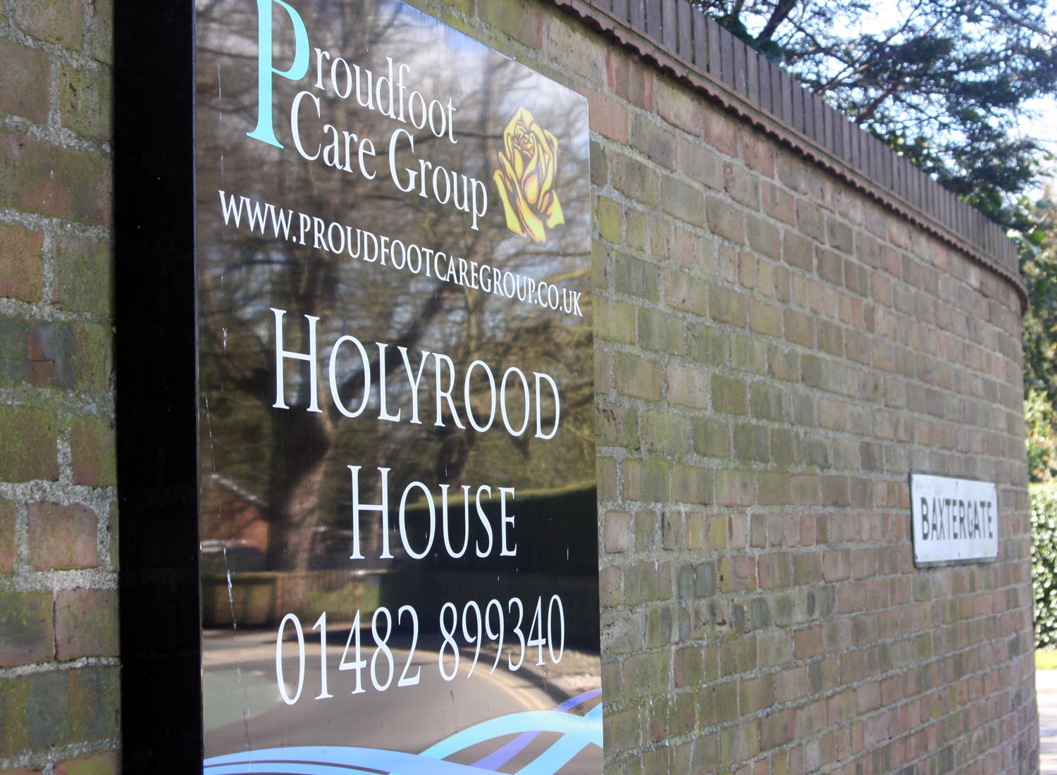 Holyrood House Care Home in Hedon 8